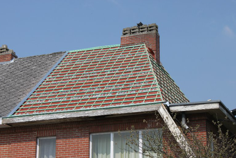 Voor renovatie van oude daken moet u bij Dakwerken Matthys zijn